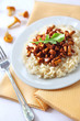 Risotto with chanterelles