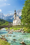 St. Sebastian Parish Church, Ramsau, Bavaria