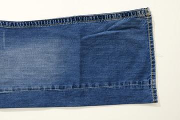 Jeans dettaglio gamba
