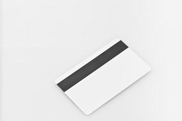 Пластиковая (банковская) карта с магнитной полосой