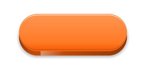 The orange glossy button
