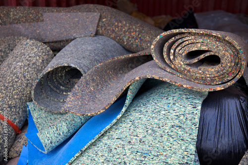 Carpet padding - 59998850