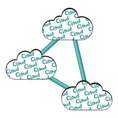 wolken clouds III