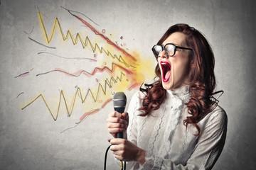 Conceptual Singing