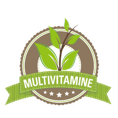 Button: Multivitamine