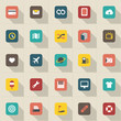 Information icons for mobile devices and interfaces
