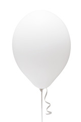 White balloon matt