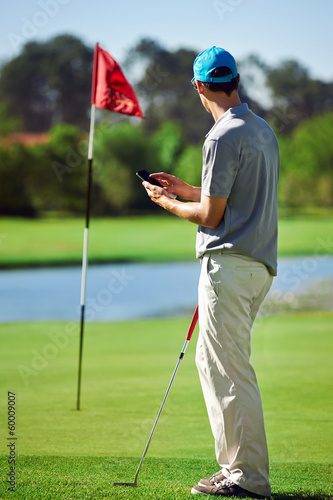 golf gps device