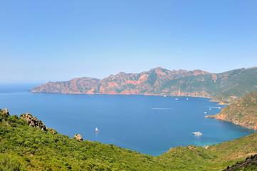 Golfe de Girolata Corse