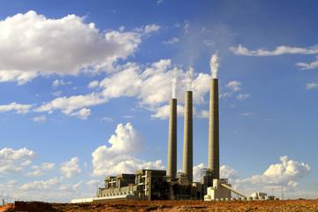 usine Hydroélectrique, Page, Arizona