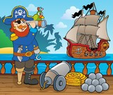 Pirate ship deck topic 1