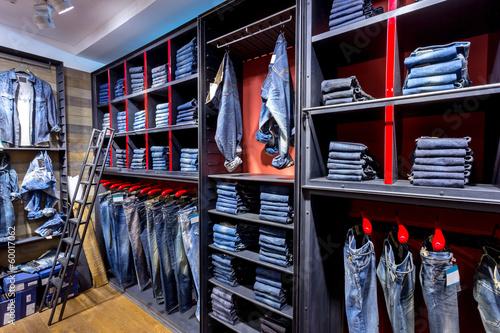 Магазины Джинсовой Одежды