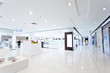 Leinwanddruck Bild - intrior of shopping mall