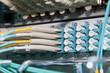 IT Lichtwellenleiter für Cloud Bereitstellung
