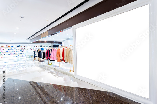 intrior of shopping mall - 60018463
