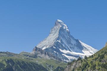 Zermatt, Schweizer Alpen, Bergbahnen, Wandertouren, Wallis