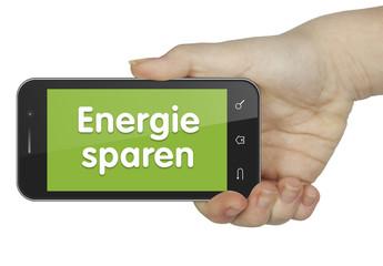 Energie sparen.