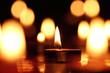 Candles light. - 60023015