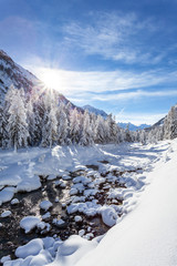Val Roseg - Engadina (CH) - torrente