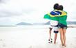 Brasil soccer fans