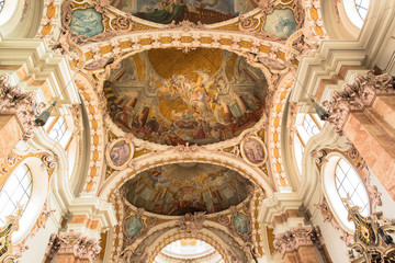 Dom Saint Jakob, Cathedral of Innsbruck, Austria