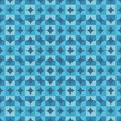 Abstract Geometric Background - Vector Seamless Pattern