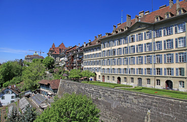 old town of Bern, the Swiss capital