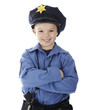 Happy Little Police