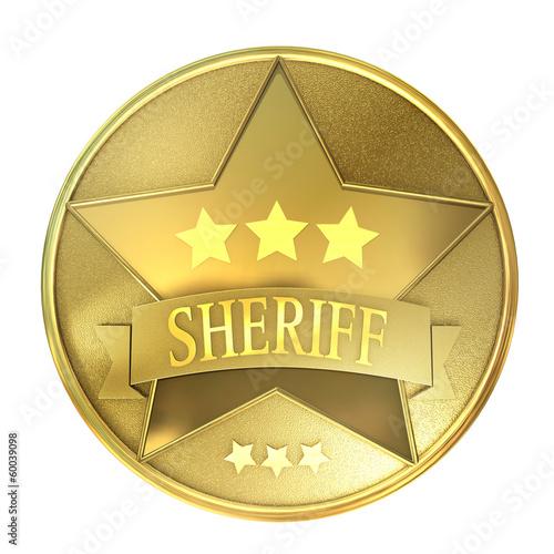 SHERIFF STERN - B