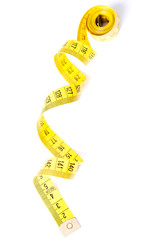 One enrolled measuring tape.