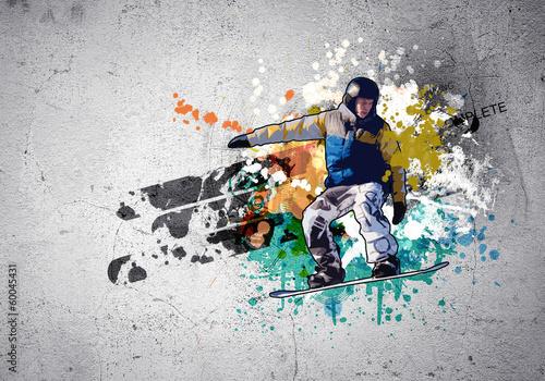 Graffiti image - 60045431