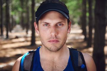 serious trail running
