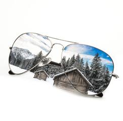 occhiali vacanze invernali