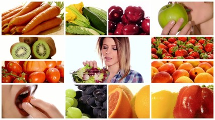 beauty and healthy food