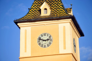 Old clock tower