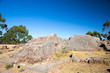 Peru, Qenko, located at Archaeological Park of Saqsaywaman