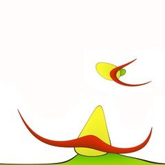 disegno colorato