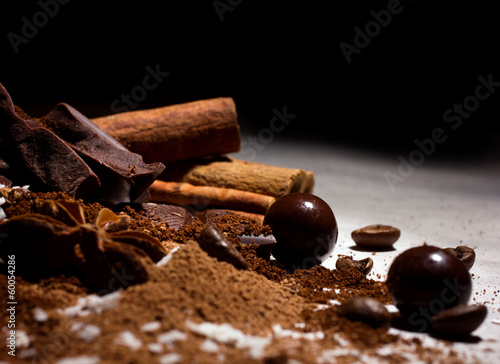 chocolate mix