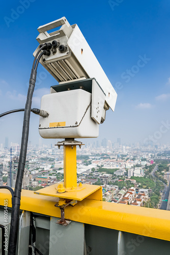 Traffic Security Camera