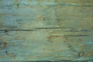 Ancient wooden wall