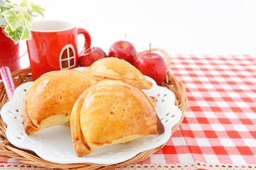 アップルパイとリンゴ