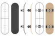 Das Skateboard