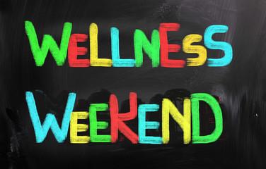 Wellness Weekend Concept