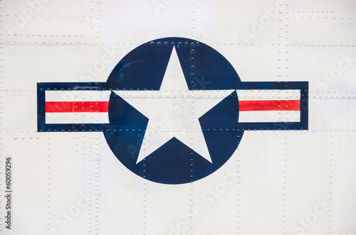 Symbol of american airforce