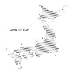 ドットデザイン・日本地図