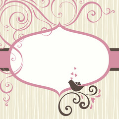 Romantic Banner