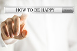 Search for information about how to be happy