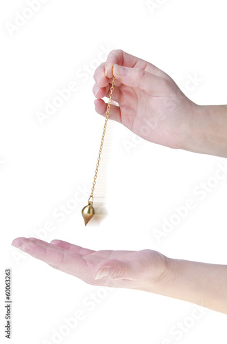 Leinwanddruck Bild Pendulum