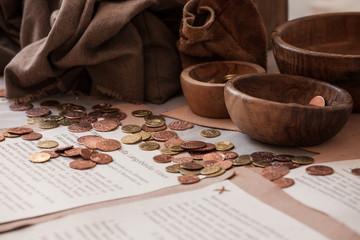 monete vecchie