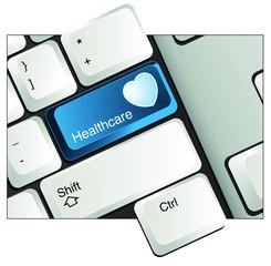 Teclado Healthcare